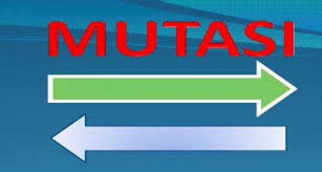 MUTASI PESERTA DIDIK SMA NEGERI 14 JAKARTA SEMESTER GANJIL TAHUN PELAJARAN 2019/2020